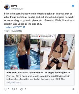 morte porno stella Tijuana sesso gay